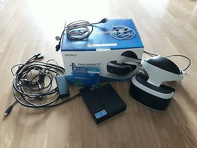 Sony Playstation 4 VR Brille + Headset Stand Numskull PS4