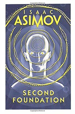 Second Foundation Paperback Book 2016 by Isaac Asimov