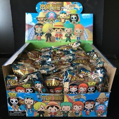 One Piece - Blind Bag Blind Box Collectible Key Chain Luffy, Zoro, Ace & More