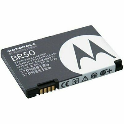 New Motorola BR50 OEM Cell Phone 710mAh Battery For RAZR V3m V3c Verizon