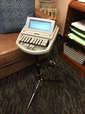 Elan Mira A3 Stenograph Court Reporting Machine, Used, Great Condition