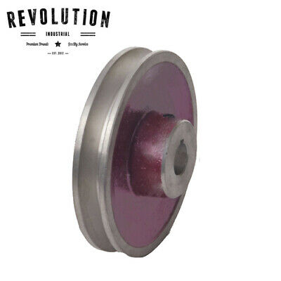 Stenco Aluminium V Belt Pulley - A Section - Single Groove - Australian Made!