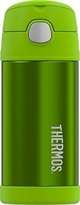 Thermos Funtainer 12 Ounce Bottle, Lime