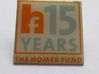 home depot collectibles the homer fund lapel pin