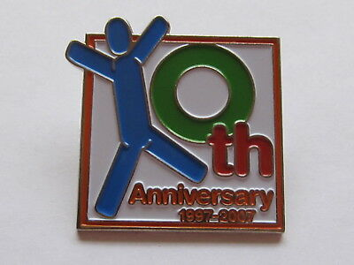 home depot collectibles home depot kids workshop 10th anniversity  lapel pin