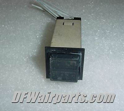 22533-202, 22533-302, Aircraft Annunciator Light Switch