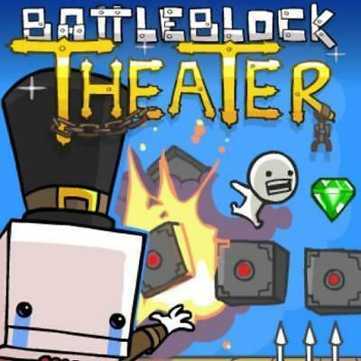 BattleBlock Theater- PC Global Play - Not Key/Code - Günstigst
