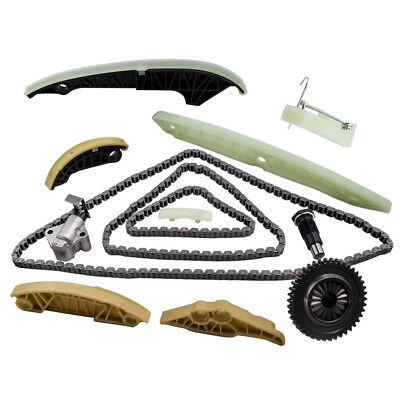Timing Chain Kit For VW CC Golf Passat AUDI A3 SKODA SEAT 1.8T 2.0T EA888 06H109