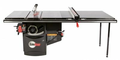 """Sawstop ICS53480-52 5HP Industrial Table Saw 52"""" T-Glide Fence"""