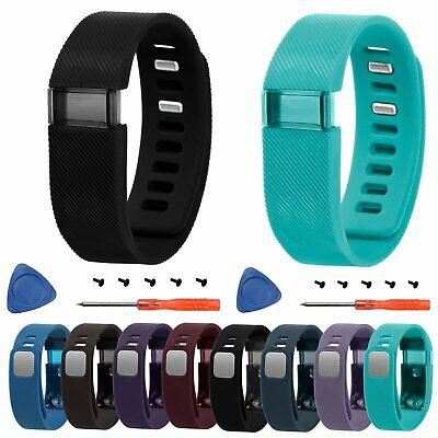 Replacement Silicone Sport Band Watch Strap Bracelet For Fitbit Charge Tracker