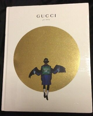 Gucci New Gucci Gift Catalog 2017 2018 Hard Cover Art by Ignasi Monreal SEALED