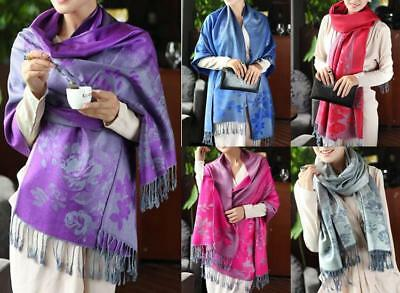 WHOLESALE BULK LOT 20 MIXED STYLE Pashmina Large Warp SCARF/SHAWL SC08081575859