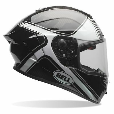 Bell Race Star Tracer Gloss Motorcycle Helmet (RRP £599.99) ***Now £299.00***