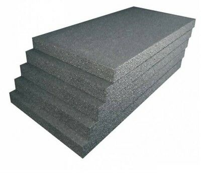 Grey Polystyrene Board (EPS) for External Wall Insulation 50mm