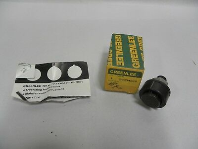 NOS  Greenlee 730K 50234889 Keyway Knockout Punch (A10)