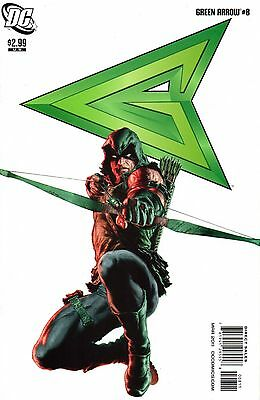 Green Arrow Comic 8 DC 2011 Krul Neves Cifuentes  Exorcising The Demons