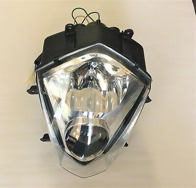 Front Headlight 49cc-150cc GY6 Engine ~ Chinese SCOOTER  ATV 4169
