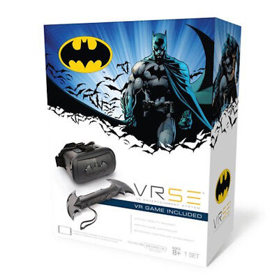 VRSE Batman Virtual Reality System Video Game Superhero VR Gameplay Headset