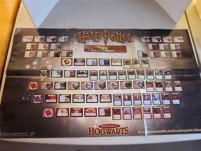 Harry Potter Trading Card Game Adventures At Hogwarts Gaming  Poster