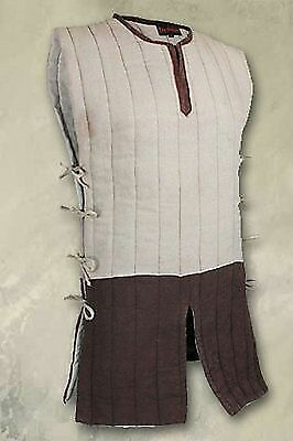 Thick-Padded-Gambeson-costumes-suit-of-armor QUALITY