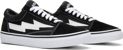 9169b50881ae4d REVENGE X STORM II Vol. 1 US Men s Size 7 In Black Plaid Ian Connor ...