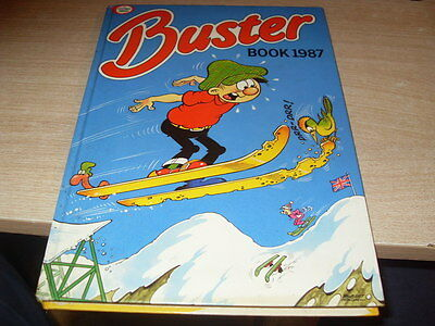 Buster Book 1987
