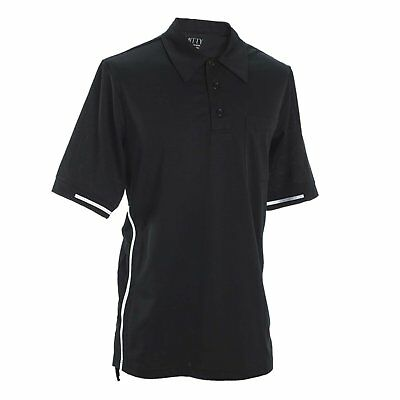 Smitty MLB-style umpire shirt with piping (BBS-310)