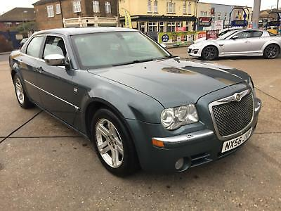 2006 Chrysler 300C 3.0CRD V6 auto STARTS+DRIVES MOT  SPARES OR REPAIRS