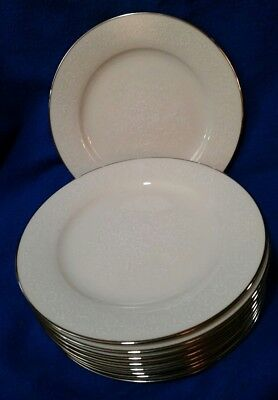 Noritake Ivory China Affection Salad /Luncheon Plate (multiple Available)