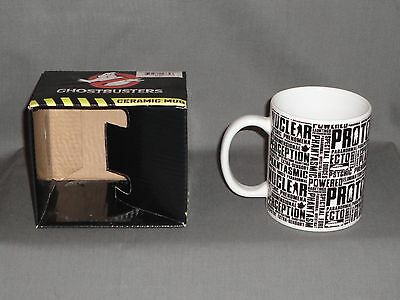 Brand New Officially Licensed Ghostbusters 12 Ounce Ceramic Coffee Mug In Box