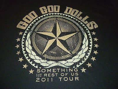 Goo Goo Dolls Tour Shirt ( Used Size XL ) Very Nice Condition!!!