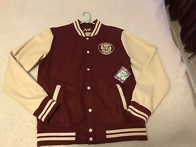 Savwd By The Bell Bayside Tigers Letter Jacket, NWT!