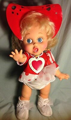 Galoob Baby Face Doll Surprised Suzie Susie EXCELLENT CONDITION