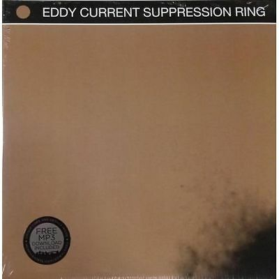 Eddy Current Suppression Ring - S/T VINYL LP