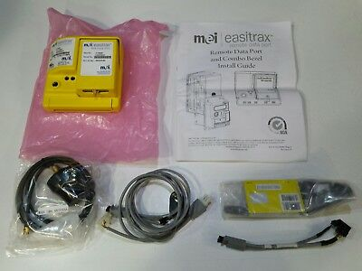New! Mars Mei Easitrax Combo Cokeusa 1Swipe/1Vend Vending Machine Part Ez1000