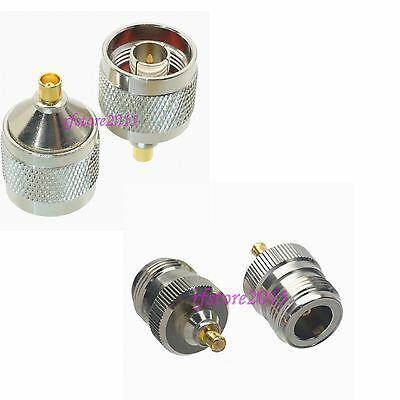 10pcs Adapter Connector N to MCX straight for WiFi Antenna
