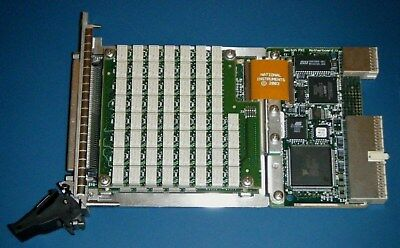 NI PXI-2575 196‐Channel 1-Wire Multiplexer Switch Module, National Instruments
