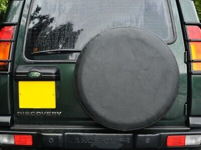 Land Rover Discovery 2 Rear Spare Wheel Cover In Vinyl - 255/55R18 - DA2025