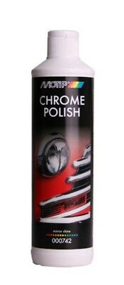 DUPLI COLOR BLACK LINE polish per CROMATURE lucida protegge x auto e moto 500ML