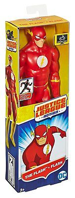 DC Justice League Basis-Figur The Flash (30 cm) von Mattel