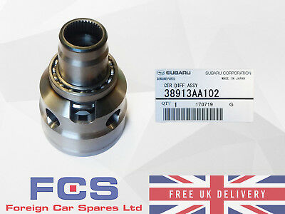 *new* Genuine Subaru Impreza Forester Legacy Centre Differential Diff 38913Aa102