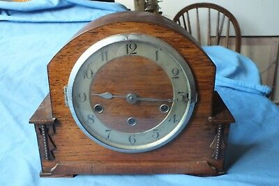 HALLER MANTLE CLOCK  for restoration