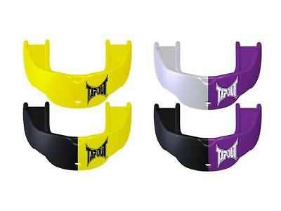 2 Pack Tapout Youth Junior Kids Mouthguard - Boil and Bite