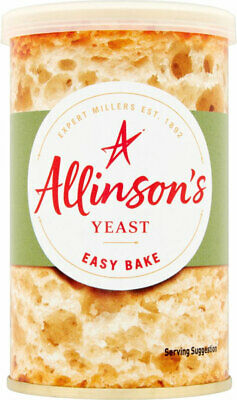 Allinson Easy Backen Yeast 10 x 100g