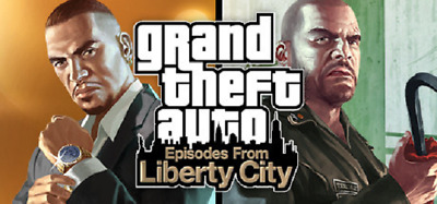 Grand Theft Auto: Episodes from Liberty City (GTA) PC *STEAM CD-KEY* 🔑🕹🎮