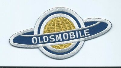 Oldsmobile Patch 2-1/2 X 5 #2269