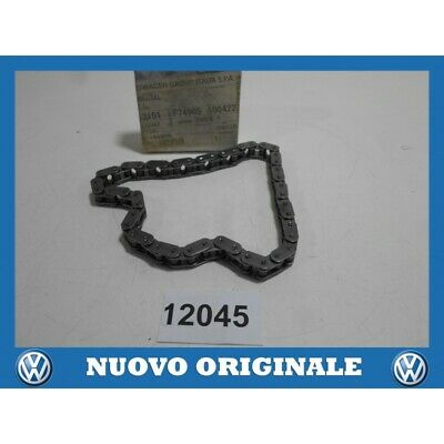 Catena Pompa Olio Oil Pump Chain Originale Volkswagen Golf 3 Jetta 2 Polo 1994