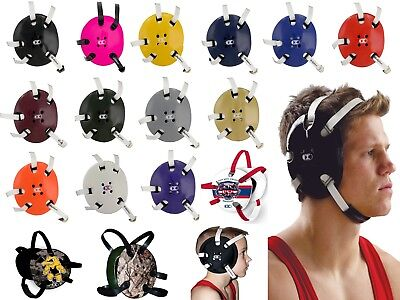 Cliff Keen E58 Signature Wrestling Headgear Earguards Mma Youth Best Value