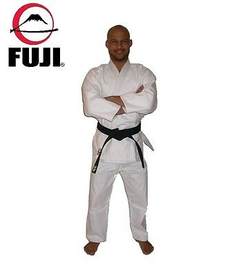 Fuji Advanced Brushed Karate Gi - 3