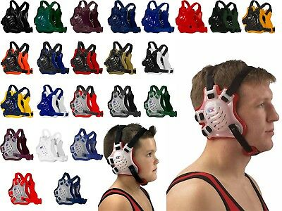 Cliff Keen | F5 | Tornado Wrestling Headgear Earguards MMA Adult | Youth | NFHS